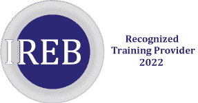 Zertifizierung zum IREB® Recorgnized Training Provider – Certified Professional for Requirements Engineering (CPRE)